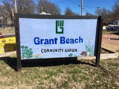 Grant Beach Neighborhood Community Garden