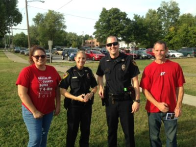 Grant Beach Neighborhood National Night Out