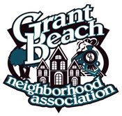 Grant Beach Neighborhood Association Logo